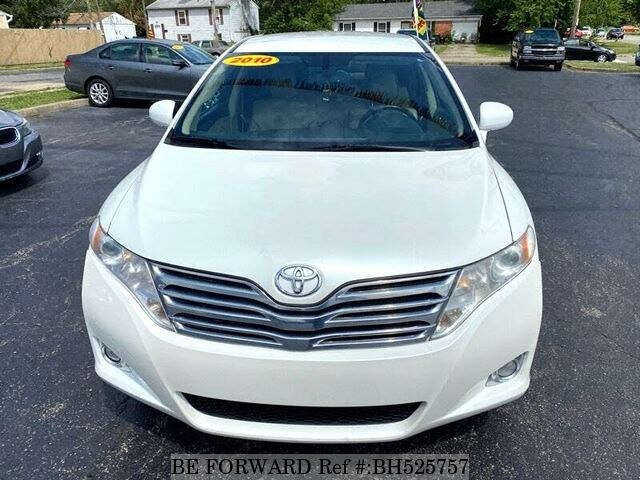 Used 2010 TOYOTA VENZA BH525757 for Sale