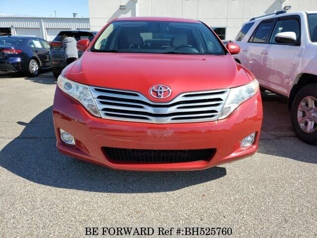 Used 2009 TOYOTA VENZA BH525760 for Sale
