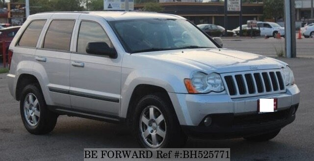 Used 2008 JEEP GRAND CHEROKEE BH525771 for Sale