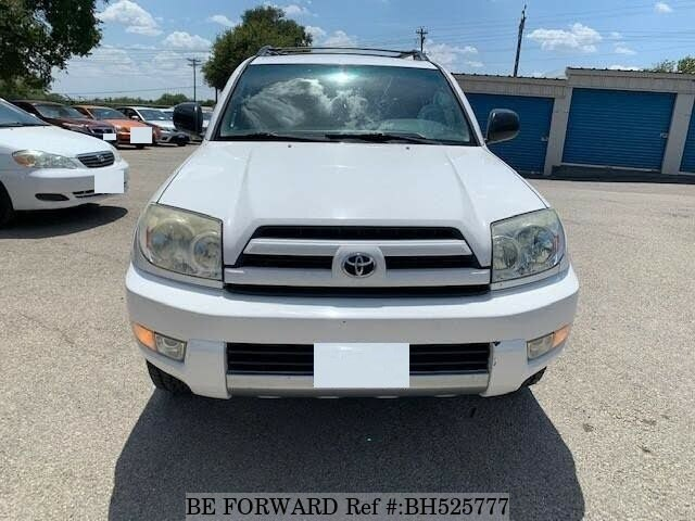 Used 2004 TOYOTA 4RUNNER BH525777 for Sale