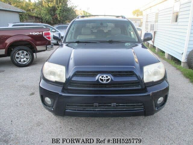 Used 2007 TOYOTA 4RUNNER BH525779 for Sale