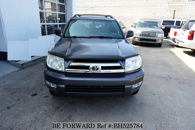 Used 2005 TOYOTA 4RUNNER BH525784 for Sale
