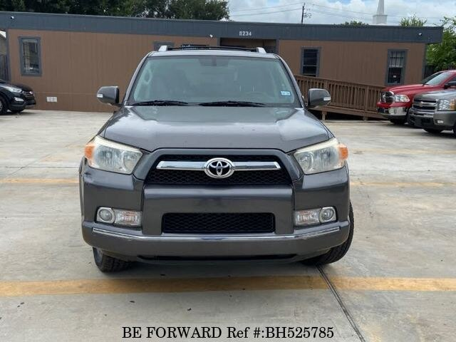 Used 2010 TOYOTA 4RUNNER BH525785 for Sale