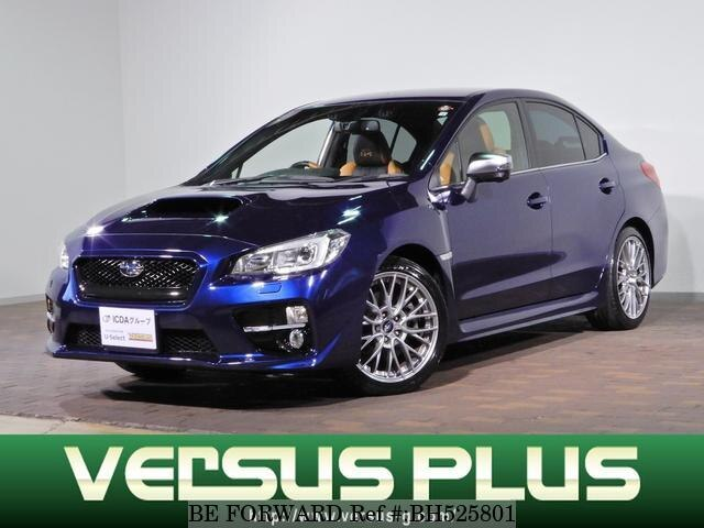 Used 2016 SUBARU WRX S4 BH525801 for Sale