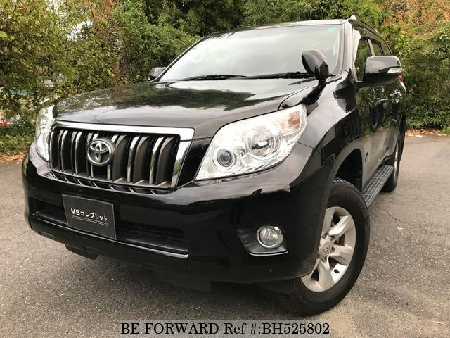 Used 2012 TOYOTA LAND CRUISER PRADO BH525802 for Sale