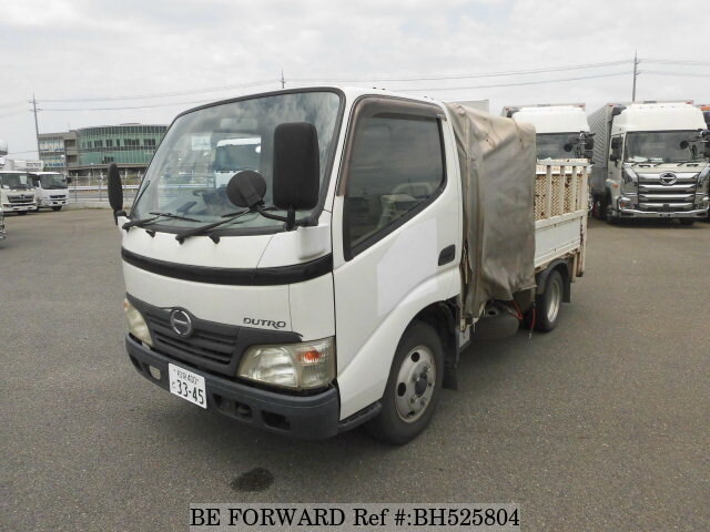 Used 2007 HINO DUTRO BH525804 for Sale