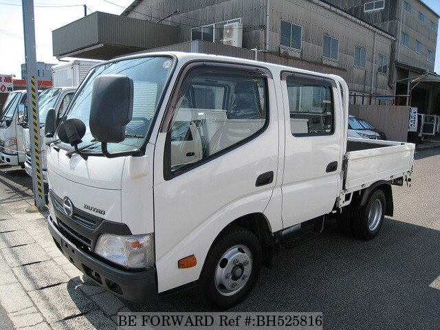 Used 2014 HINO DUTRO BH525816 for Sale