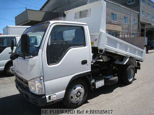 Used 2014 ISUZU ELF TRUCK BH525817 for Sale