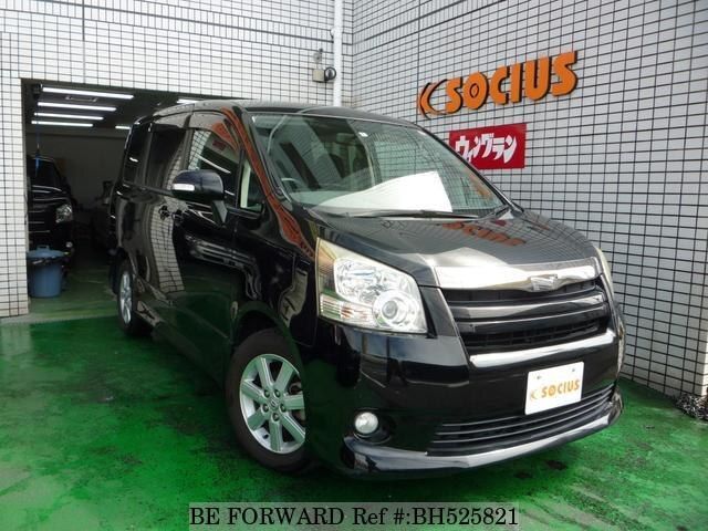Used 2007 TOYOTA NOAH BH525821 for Sale