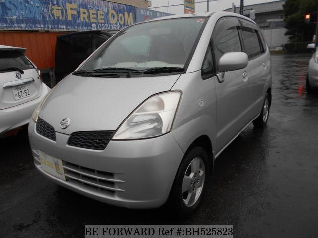 Used 2005 NISSAN MOCO BH525823 for Sale