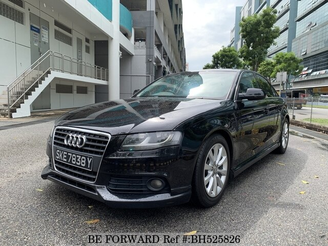 Used 2012 AUDI A4 BH525826 for Sale