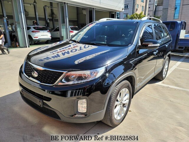 Used 2013 KIA SORENTO BH525834 for Sale