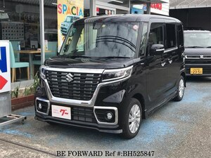 Used 2019 SUZUKI SPACIA BH525847 for Sale