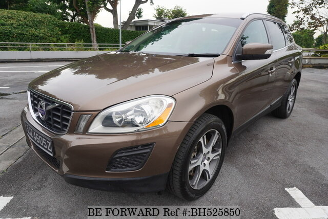 Used 2010 VOLVO XC60 BH525850 for Sale