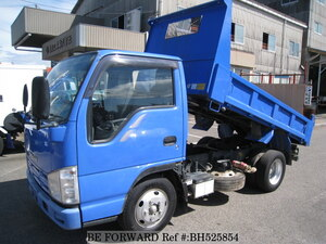 Used 2008 ISUZU ELF TRUCK BH525854 for Sale