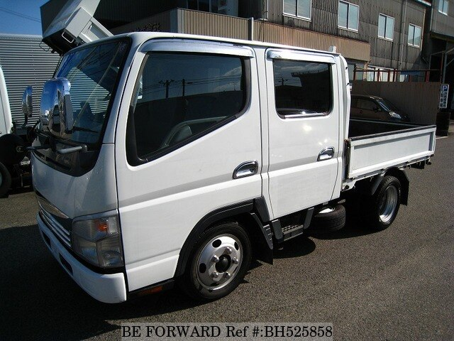 Used 2007 MITSUBISHI CANTER BH525858 for Sale