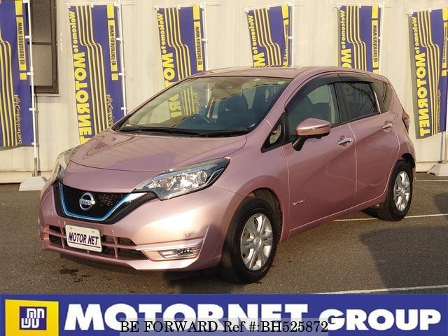 Used 2018 NISSAN NOTE BH525872 for Sale