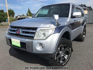 Used 2006 MITSUBISHI PAJERO BH526264 for Sale
