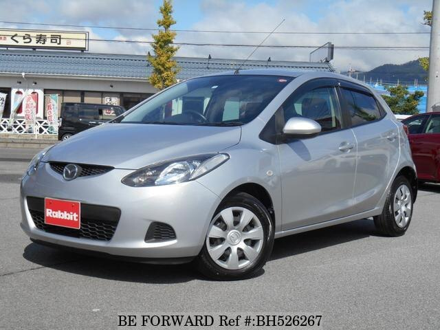 Used 2010 MAZDA DEMIO BH526267 for Sale