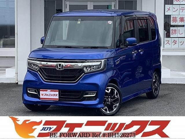 Used 2018 HONDA N BOX BH526273 for Sale