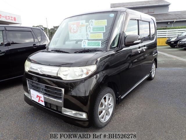 Used 2009 DAIHATSU TANTO BH526278 for Sale