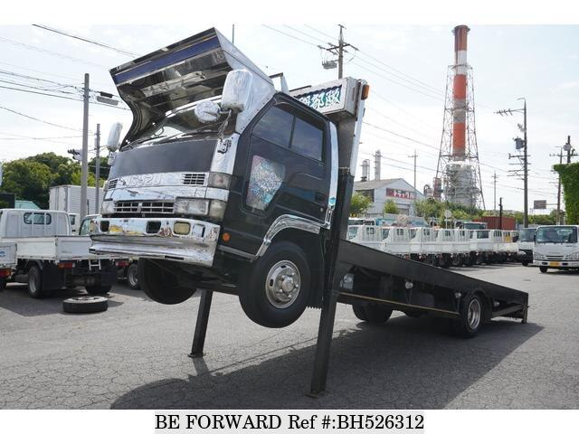 Used 1987 ISUZU ELF TRUCK BH526312 for Sale