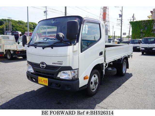 Used 2018 HINO DUTRO BH526314 for Sale