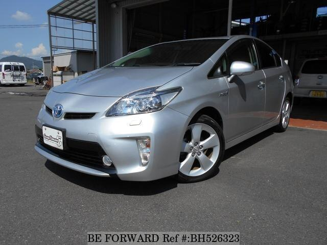 Used 2013 TOYOTA PRIUS BH526323 for Sale