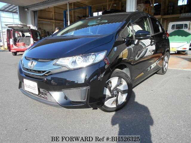Used 2014 HONDA FIT HYBRID BH526325 for Sale
