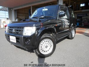 Used 2009 MITSUBISHI PAJERO MINI BH526328 for Sale