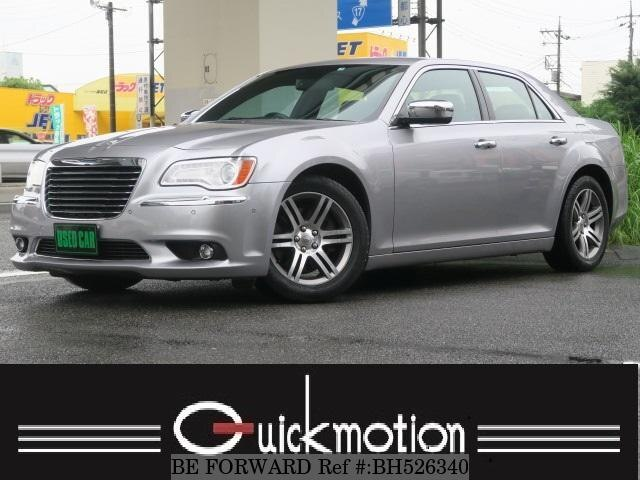 Used 2013 CHRYSLER 300 BH526340 for Sale