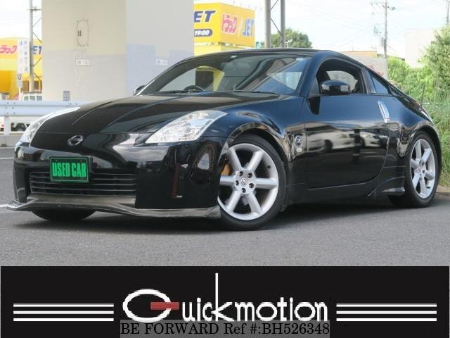 Used 2005 NISSAN FAIRLADY Z BH526348 for Sale