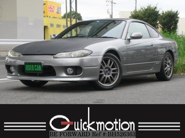 Used 2002 NISSAN SILVIA BH526363 for Sale