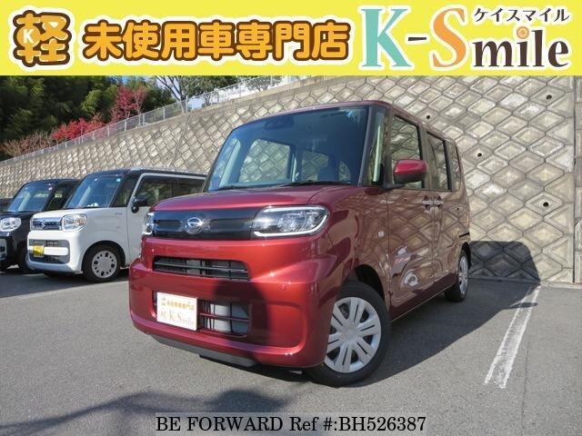 Used 2019 DAIHATSU TANTO BH526387 for Sale