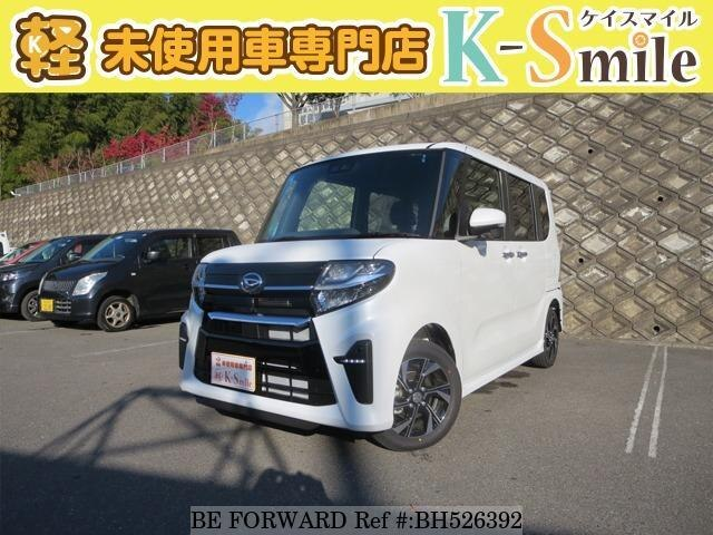 Used 2019 DAIHATSU TANTO BH526392 for Sale