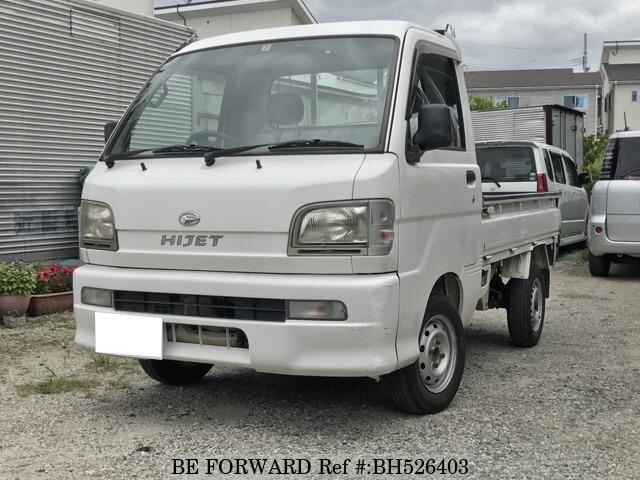 Used 2002 DAIHATSU HIJET TRUCK BH526403 for Sale