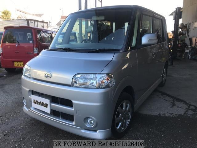 Used 2007 DAIHATSU TANTO BH526408 for Sale