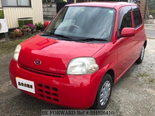 Used 2008 DAIHATSU ESSE BH526410 for Sale