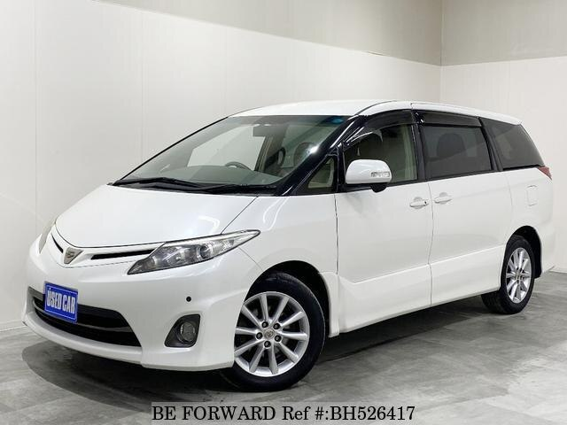 Used 2012 TOYOTA ESTIMA BH526417 for Sale