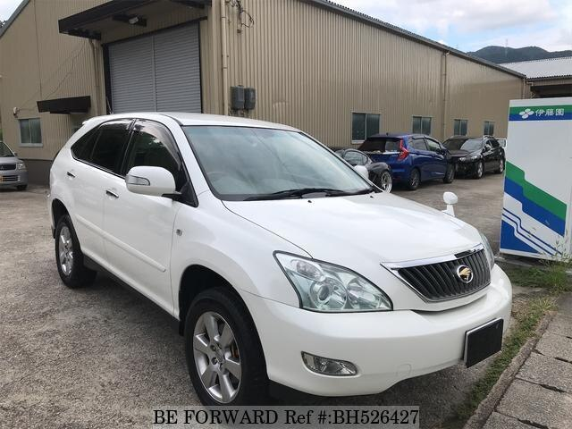 Used 2008 TOYOTA HARRIER BH526427 for Sale