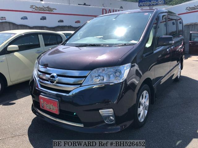 Used 2012 NISSAN SERENA BH526452 for Sale