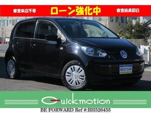 Used 2014 VOLKSWAGEN UP! BH526455 for Sale