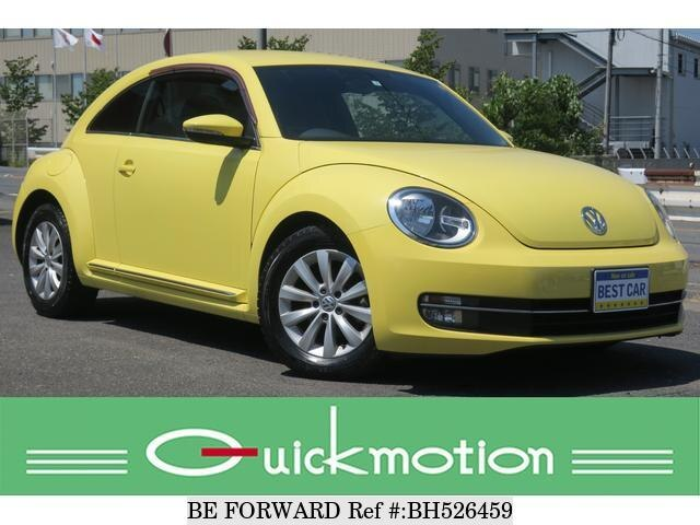 Used 2013 VOLKSWAGEN THE BEETLE BH526459 for Sale