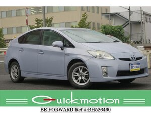 Used 2011 TOYOTA PRIUS BH526460 for Sale