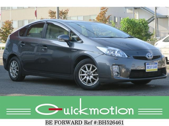 Used 2011 TOYOTA PRIUS BH526461 for Sale