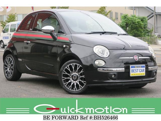 Used 2012 FIAT 500 BH526466 for Sale