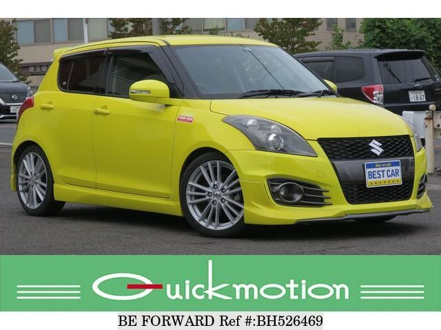 Used 2015 SUZUKI SWIFT BH526469 for Sale