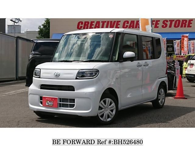 Used 2019 DAIHATSU TANTO BH526480 for Sale