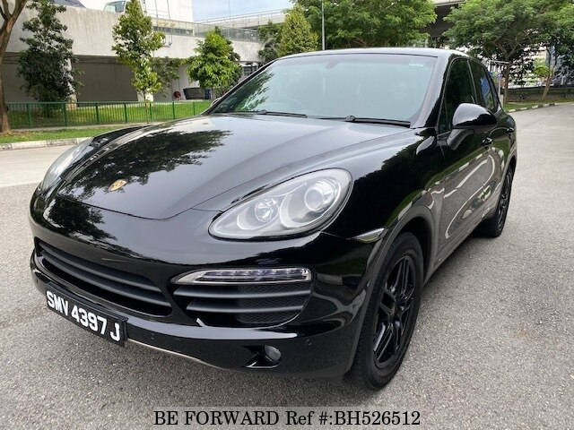 Used 2011 PORSCHE CAYENNE BH526512 for Sale