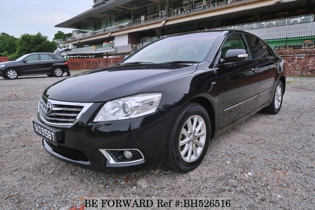 Used 2012 TOYOTA CAMRY BH526516 for Sale